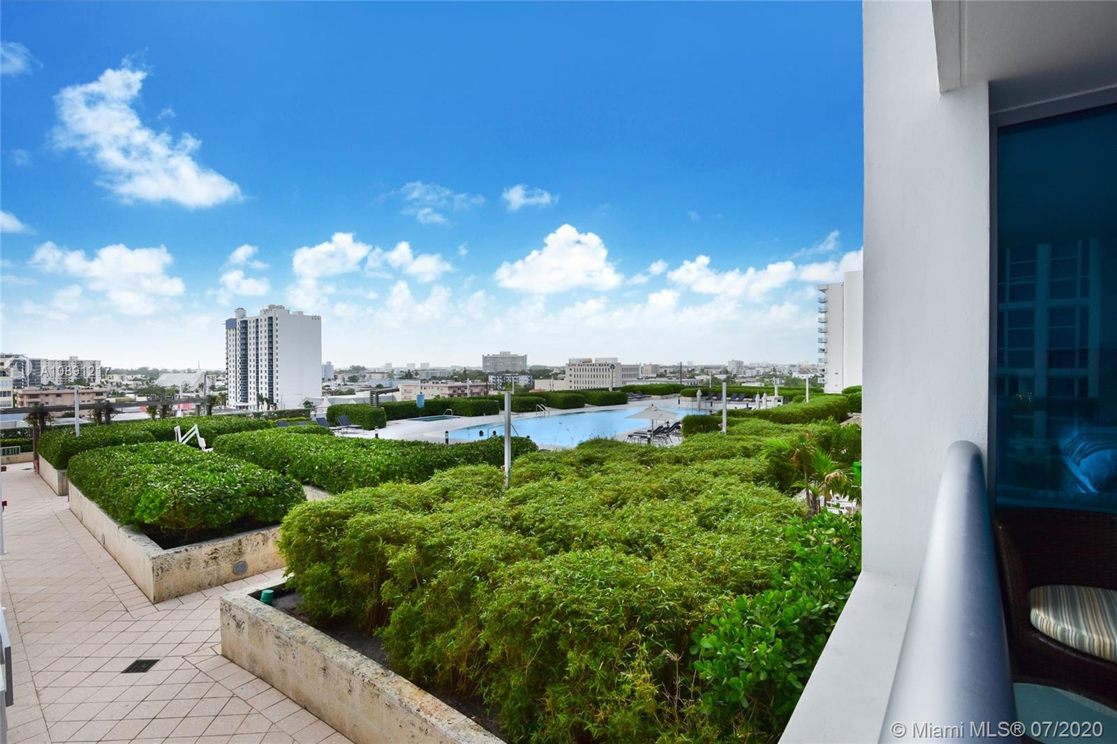 Carillon North Tower #709 - 6899 Collins Ave #709, Miami Beach, FL 33141