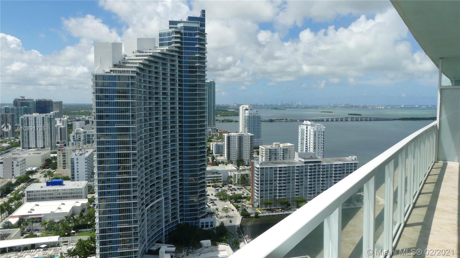 Quantum on the Bay #3318 - 1900 N Bayshore Dr #3318, Miami, FL 33132