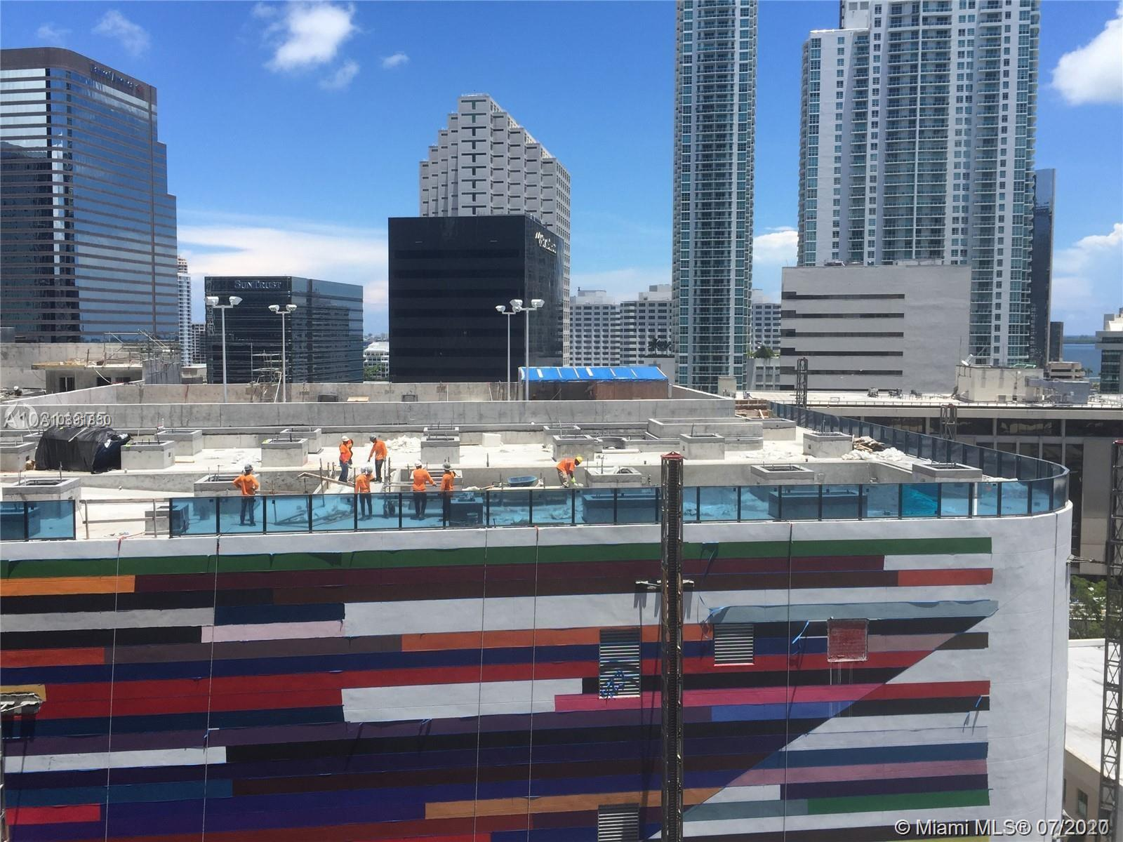 Brickell Heights East Tower #1002 - 45 SW 9th #1002, Miami, FL 33130