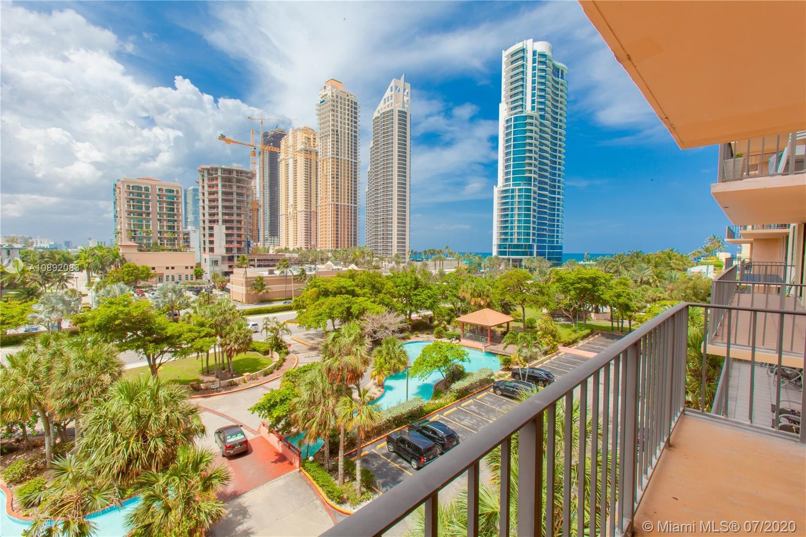 Winston Tower 600 #616 - 210 174th St #616, Sunny Isles Beach, FL 33160