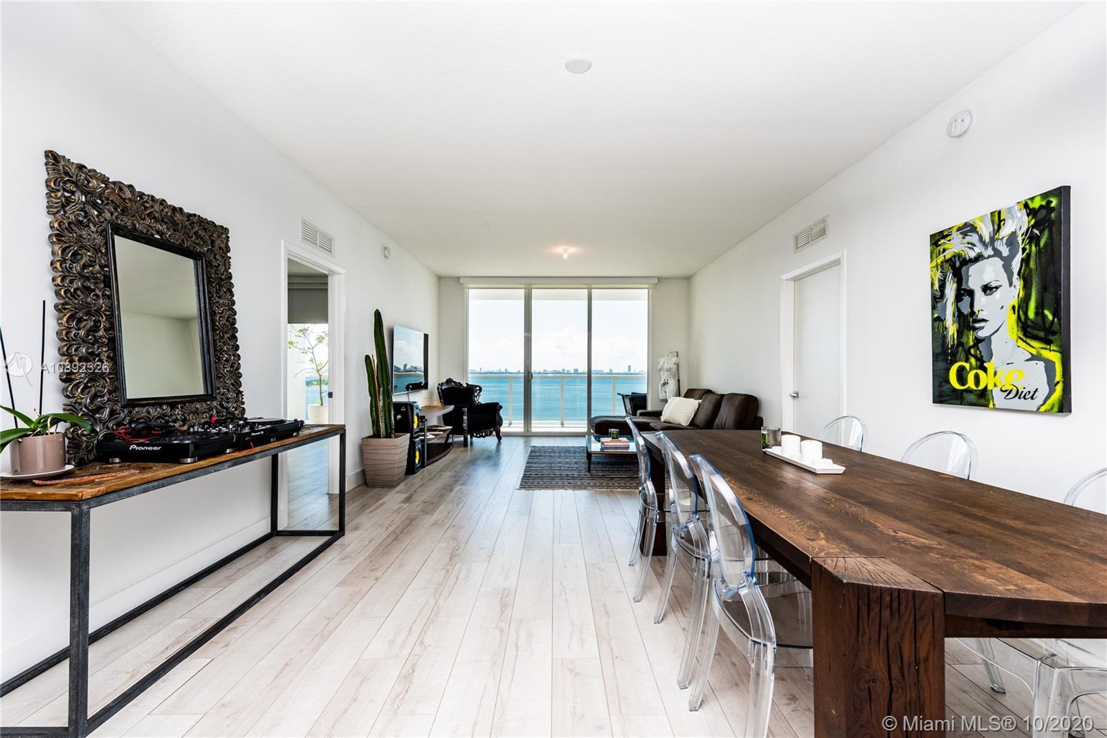 Bay House #1803 - 600 NE 27 Street #1803, Miami, FL 33137