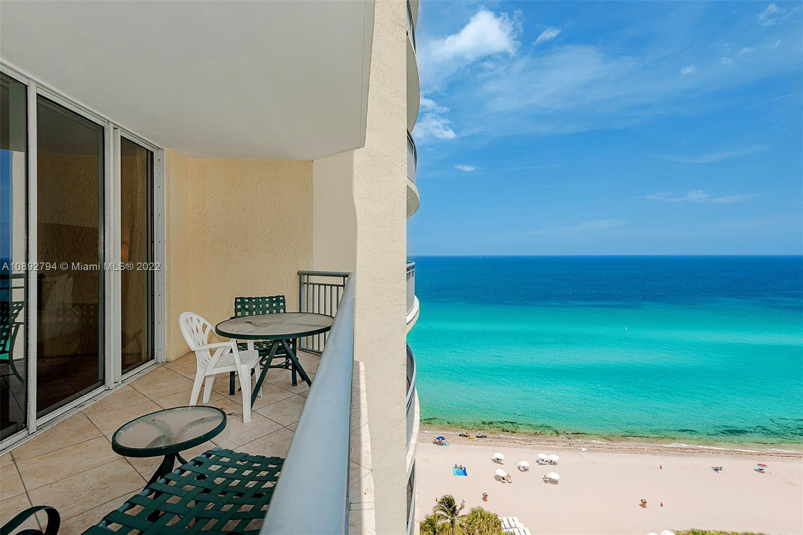 Ocean Point Beach Club #1703 - 17375 Collins Ave #1703, Sunny Isles Beach, FL 33160