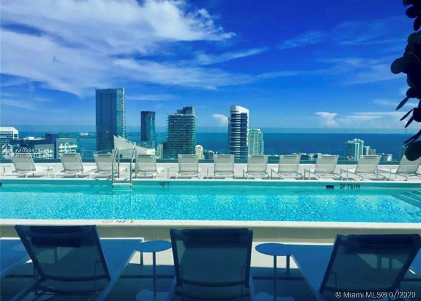 Brickell Heights West Tower #2105 - 55 SW 9th St #2105, Miami, FL 33130