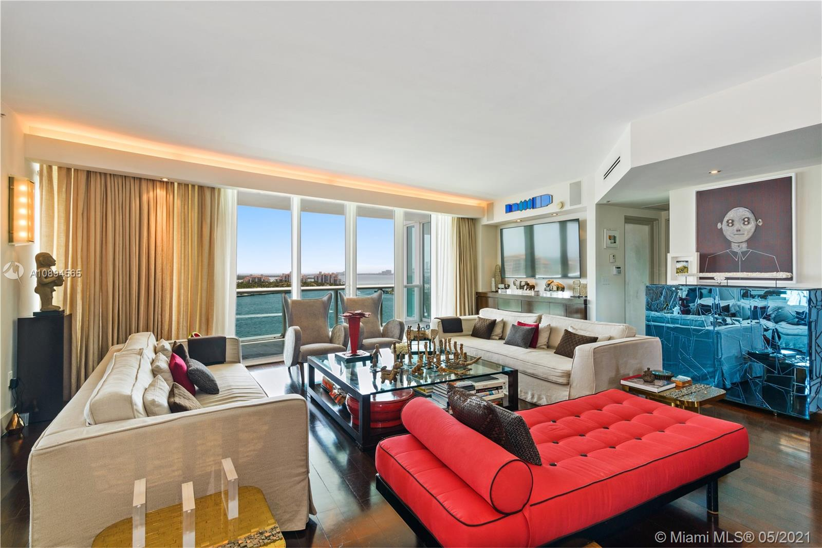 Murano At Portofino #1402 - 1000 S POINTE DR #1402, Miami Beach, FL 33139