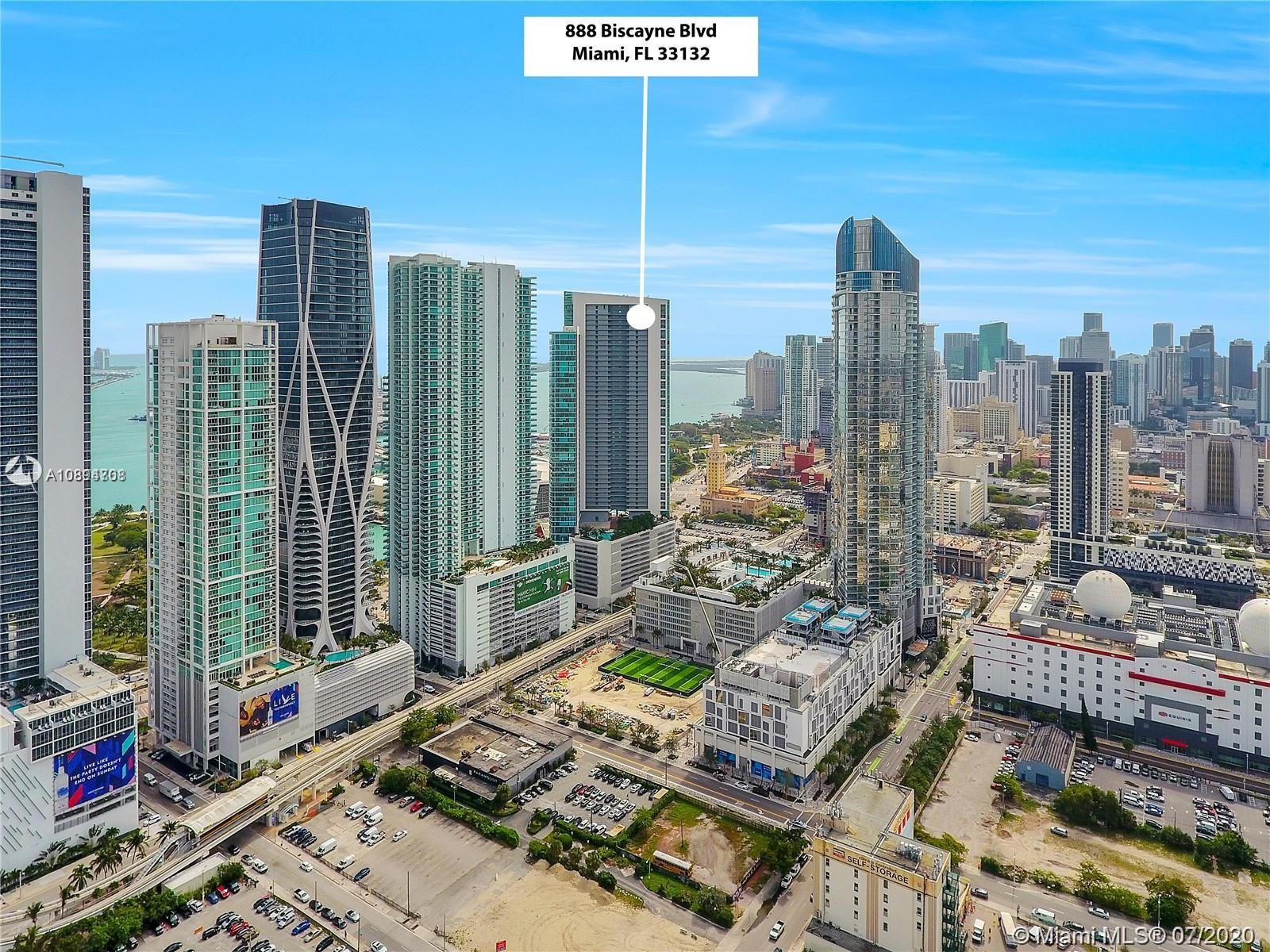 Photo of 888 Biscayne Blvd #3803 listing for Sale