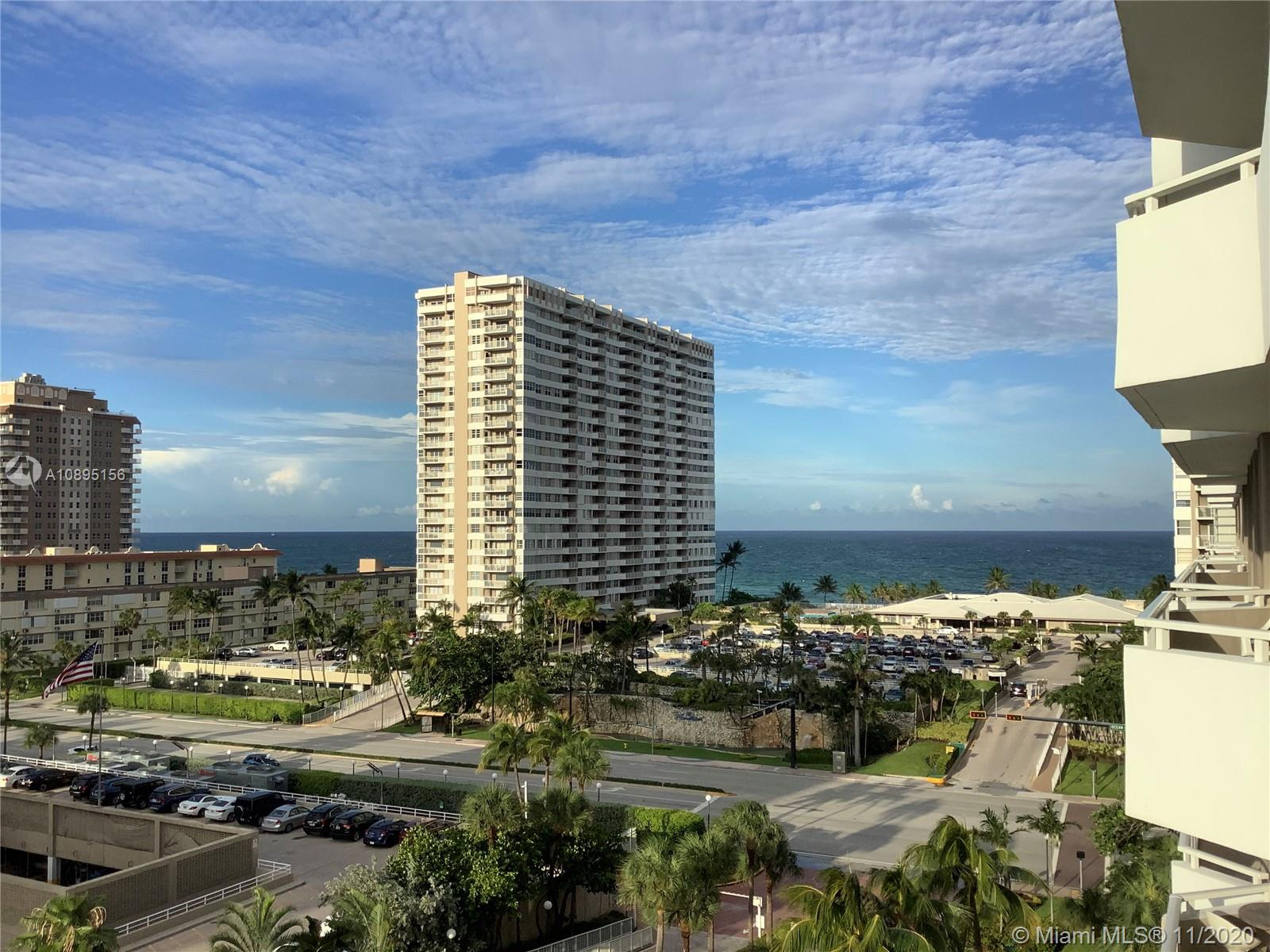 The Hemispheres Four #7D - 1985 S Ocean Dr #7D, Hallandale Beach, FL 33009
