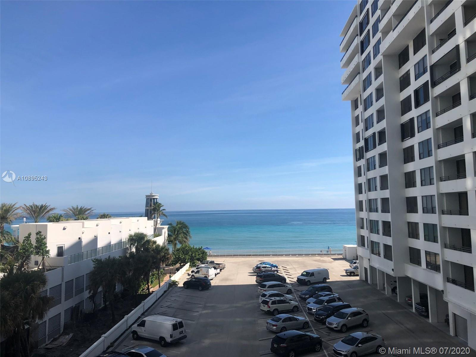 Alexander Towers #406 - 3505 S Ocean Dr #406, Hollywood, FL 33019