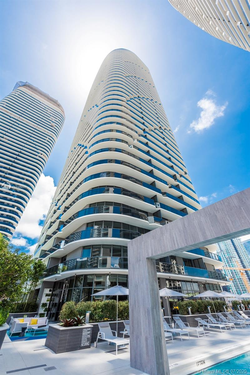 Brickell Heights East Tower #2005 - 45 SW 9th St #2005, Miami, FL 33130