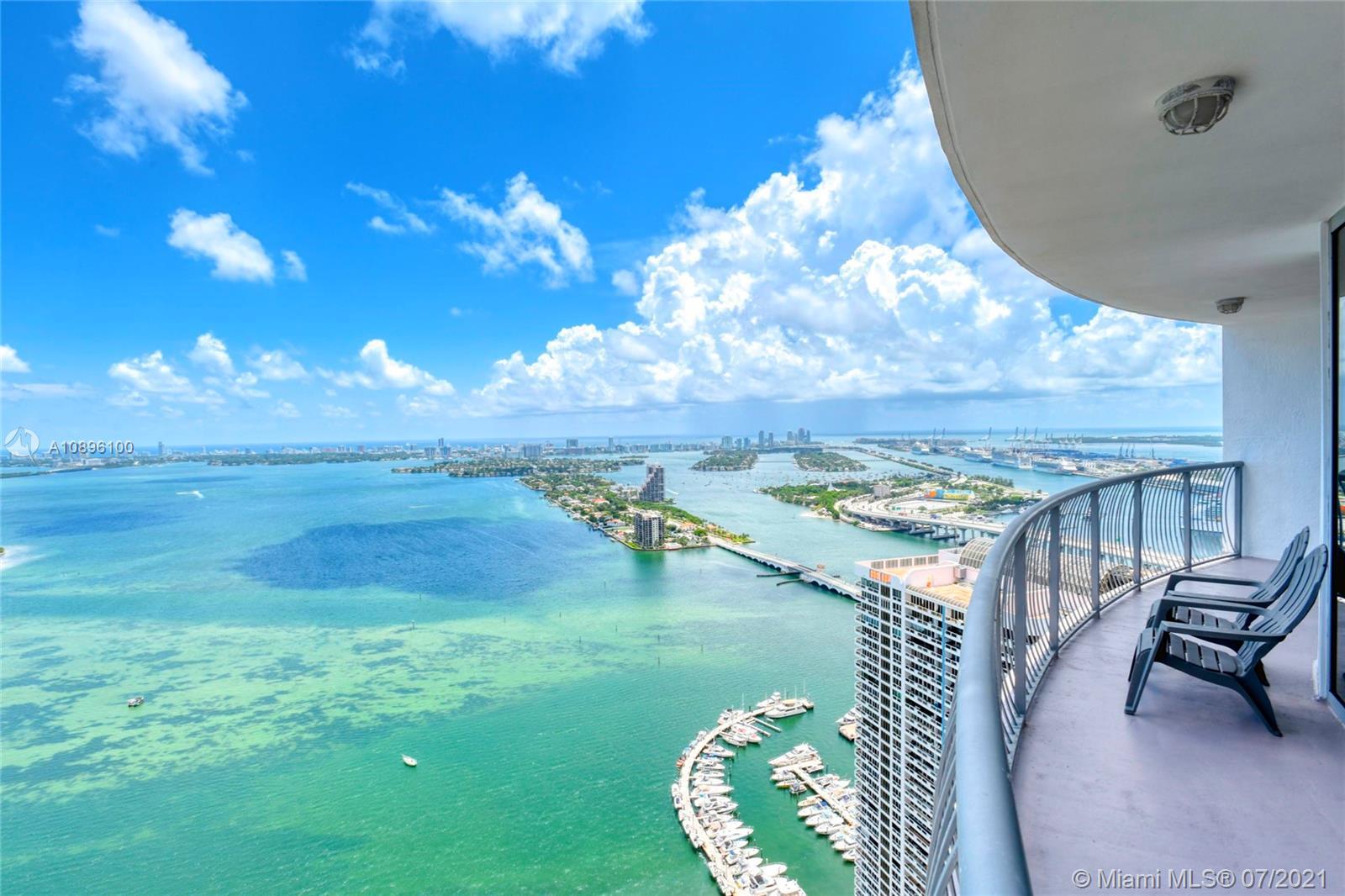 Opera Tower #5101 - 1750 N Bayshore Dr #5101, Miami, FL 33132