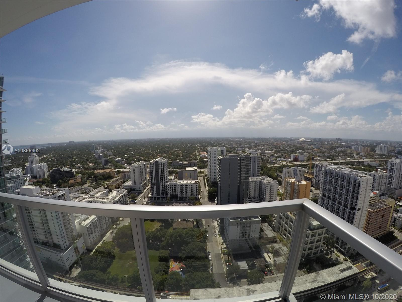 Axis on Brickell North Tower #3725-N - 1111 SW 1st Ave #3725-N, Miami, FL 33130