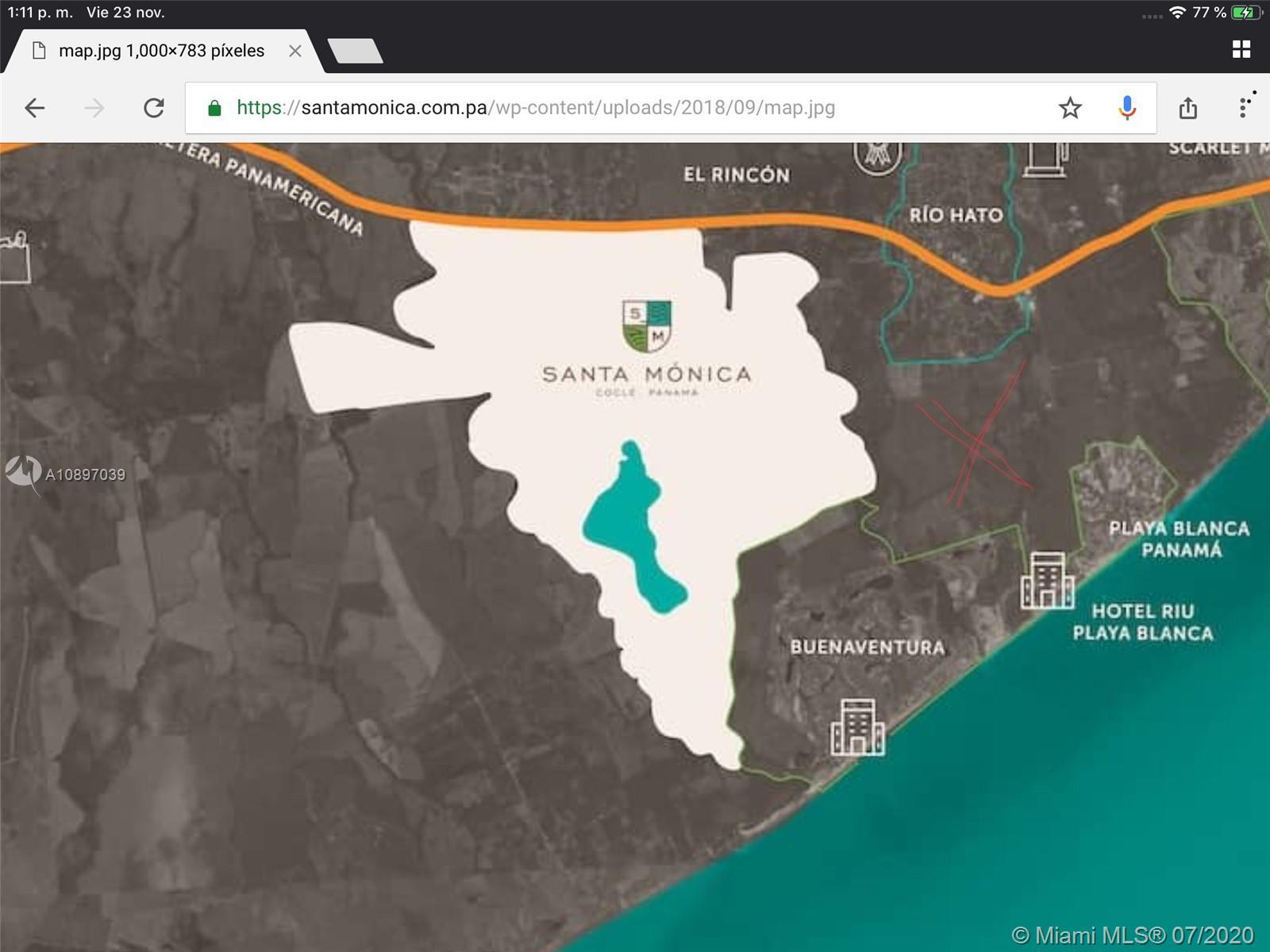 image #1 of property, Land Panama Rp Panama