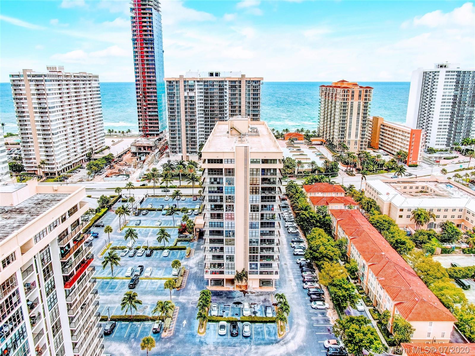 Avant Garde Two #1502 - 2049 S Ocean Dr #1502, Hallandale Beach, FL 33009