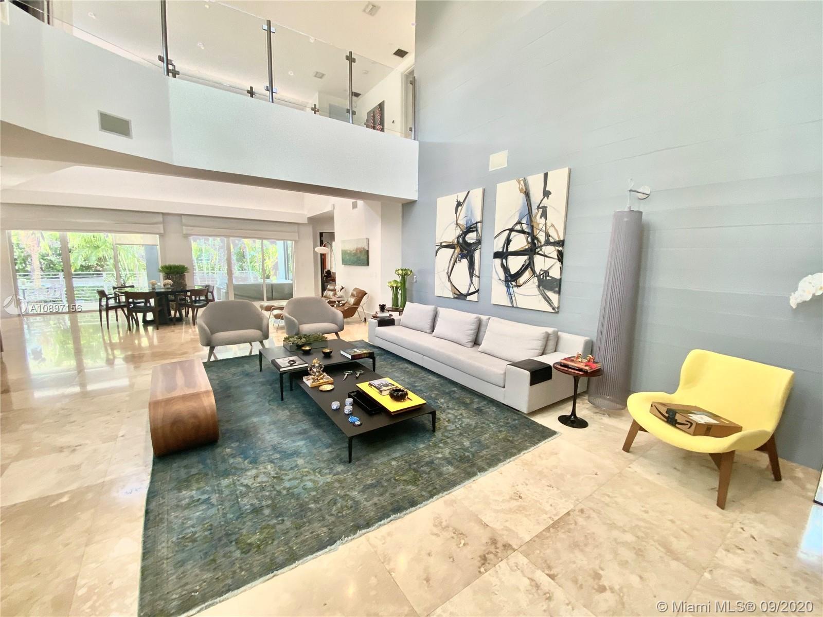 Biscayne Key Estates - 618 Curtiswood Dr, Key Biscayne, FL 33149
