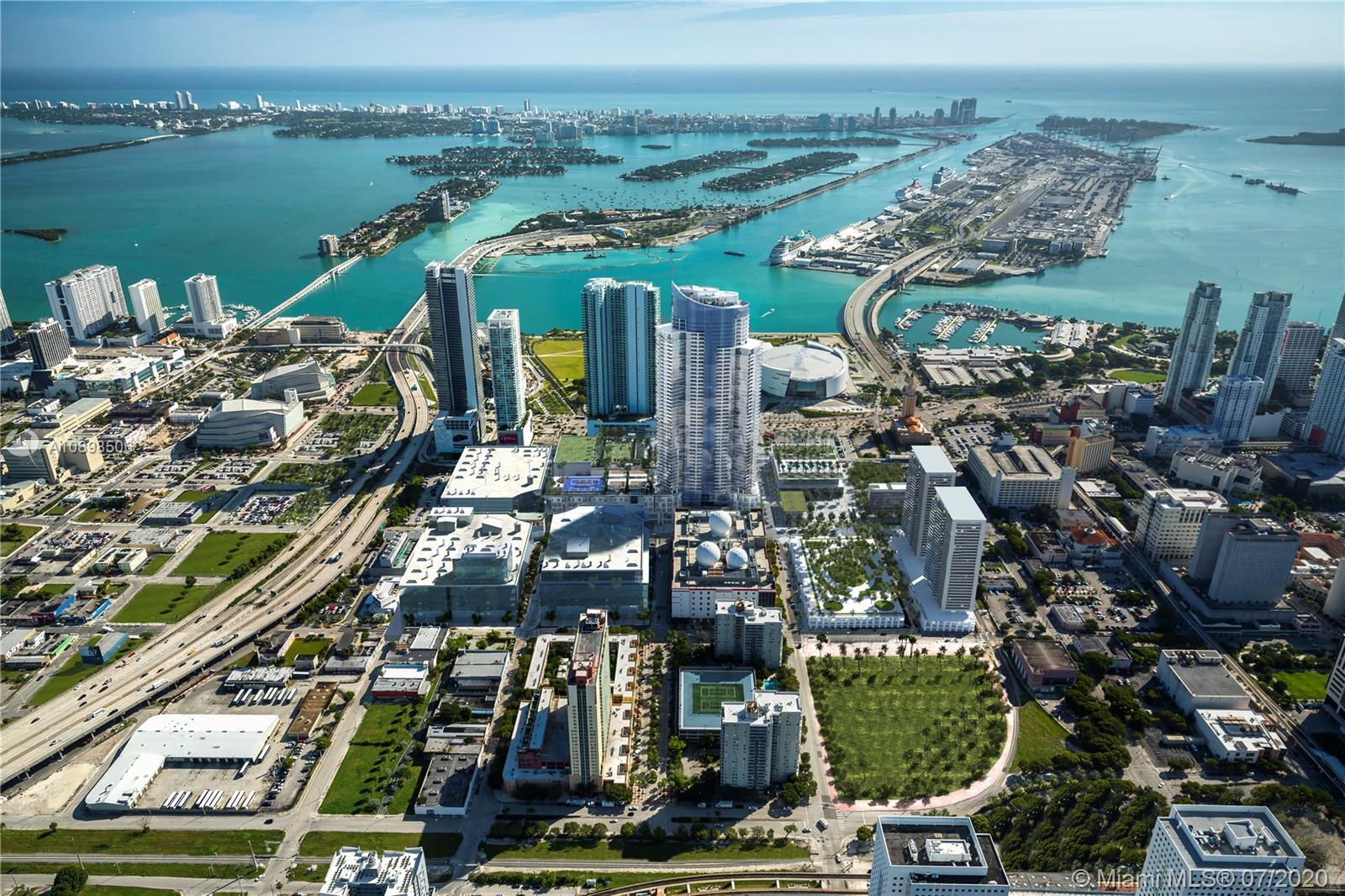 Paramount Miami Worldcenter #1107 photo01