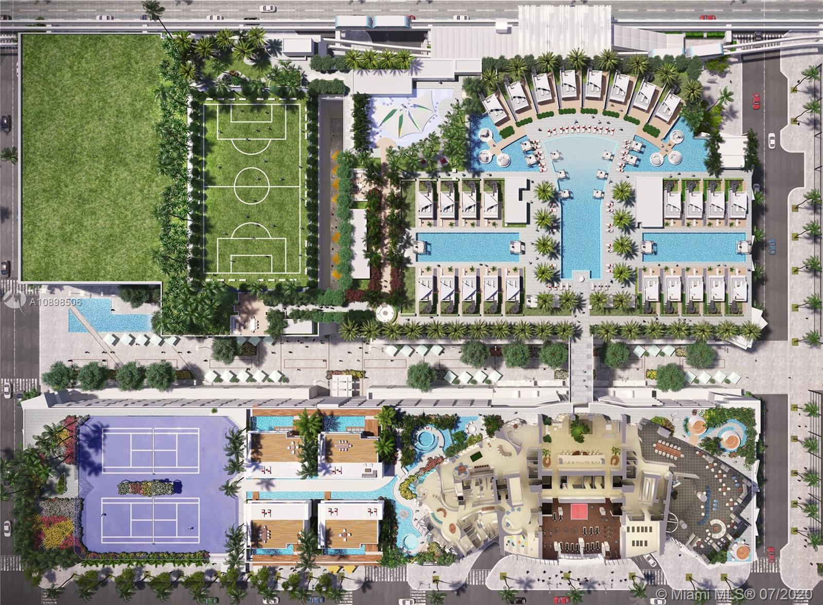 Paramount Miami Worldcenter #1107 photo10