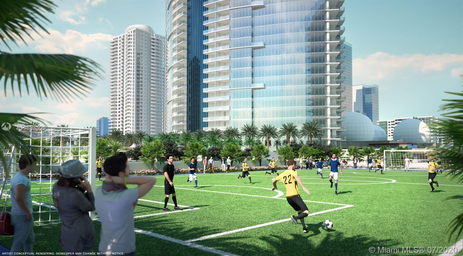 Paramount Miami Worldcenter #1107 photo15