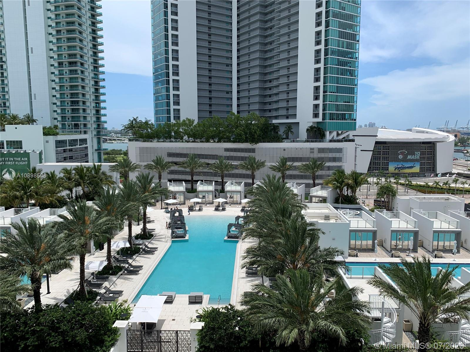 Paramount Miami Worldcenter #1107 photo11