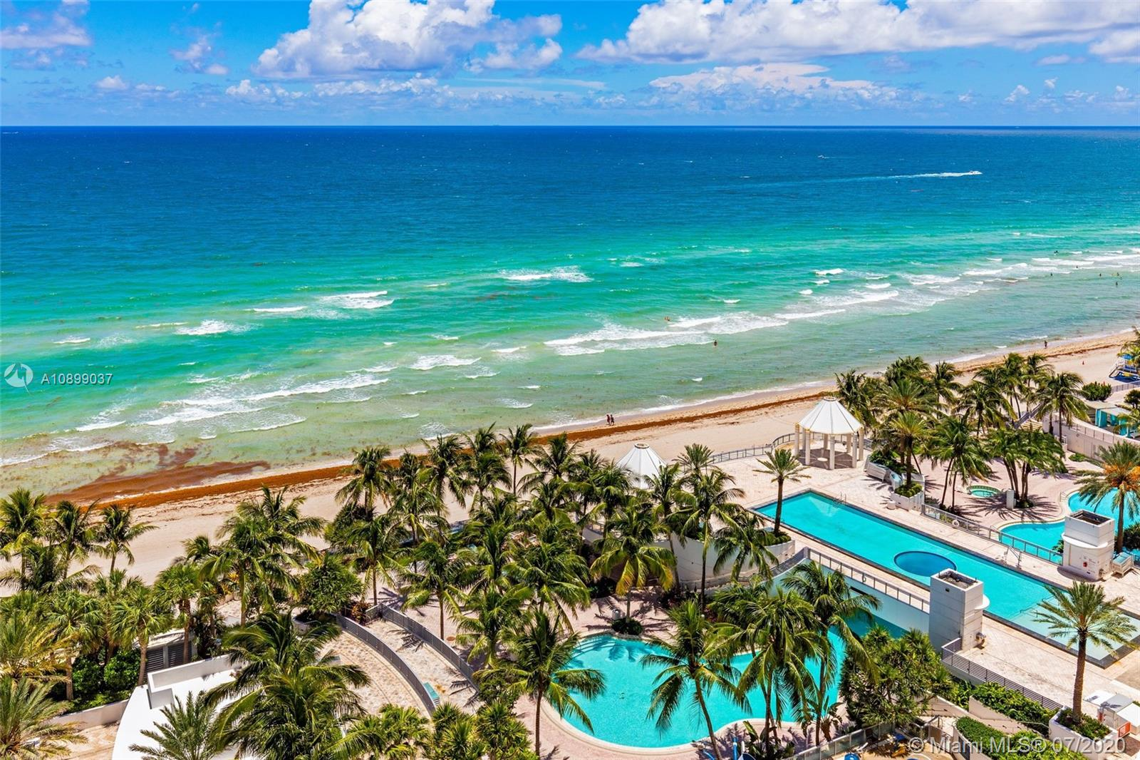Photo of 3535 S Ocean Dr #1604 listing for Sale