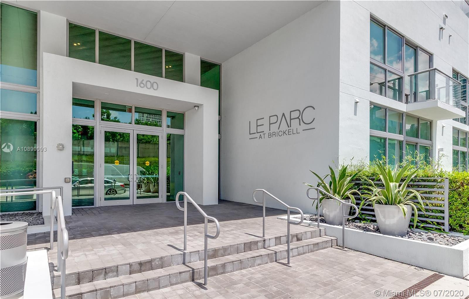 Le Parc At Brickell #407 - 1600 SW 1st Ave #407, Miami, FL 33129