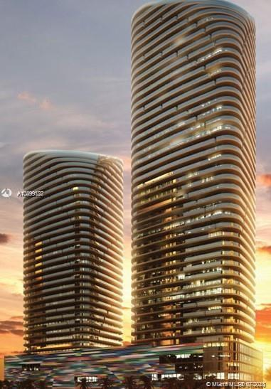 Brickell Heights West Tower #2809 - 55 SW 9 ST #2809, Miami, FL 33130