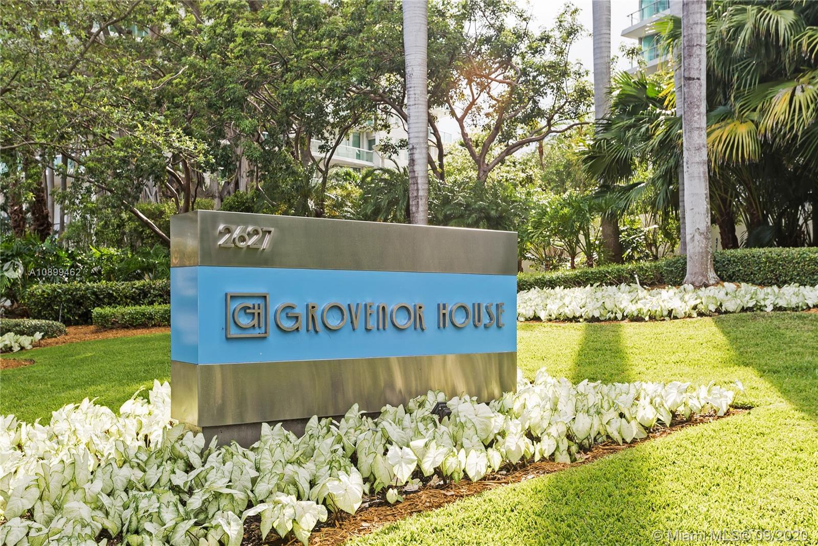 Grovenor House #2201 - 2627 S Bayshore Dr #2201, Miami, FL 33133
