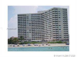 Parker Dorado #412 - 3180 S Ocean Dr #412, Hallandale Beach, FL 33009