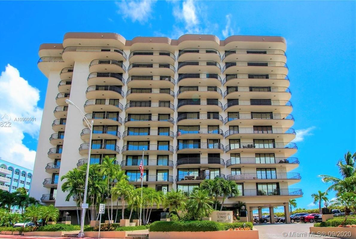 Champlain Towers South #307 - 8777 Collins Ave #307, Surfside, FL 33154