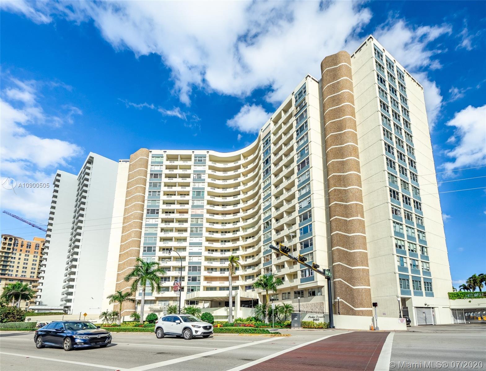 Parker Dorado #121 - 3180 S Ocean Dr #121, Hallandale Beach, FL 33009