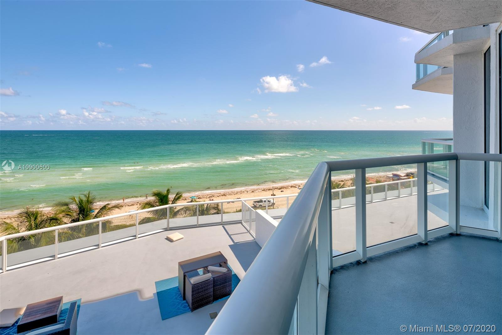 Bel Aire on the Ocean #702 - 6515 Collins Ave #702, Miami Beach, FL 33141