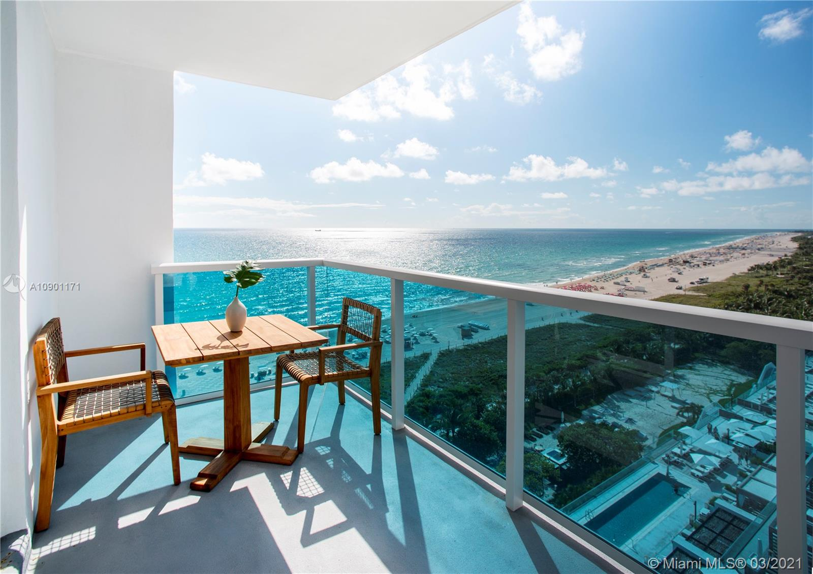 1 Hotel & Homes #1220 - 102 24th St #1220, Miami Beach, FL 33139