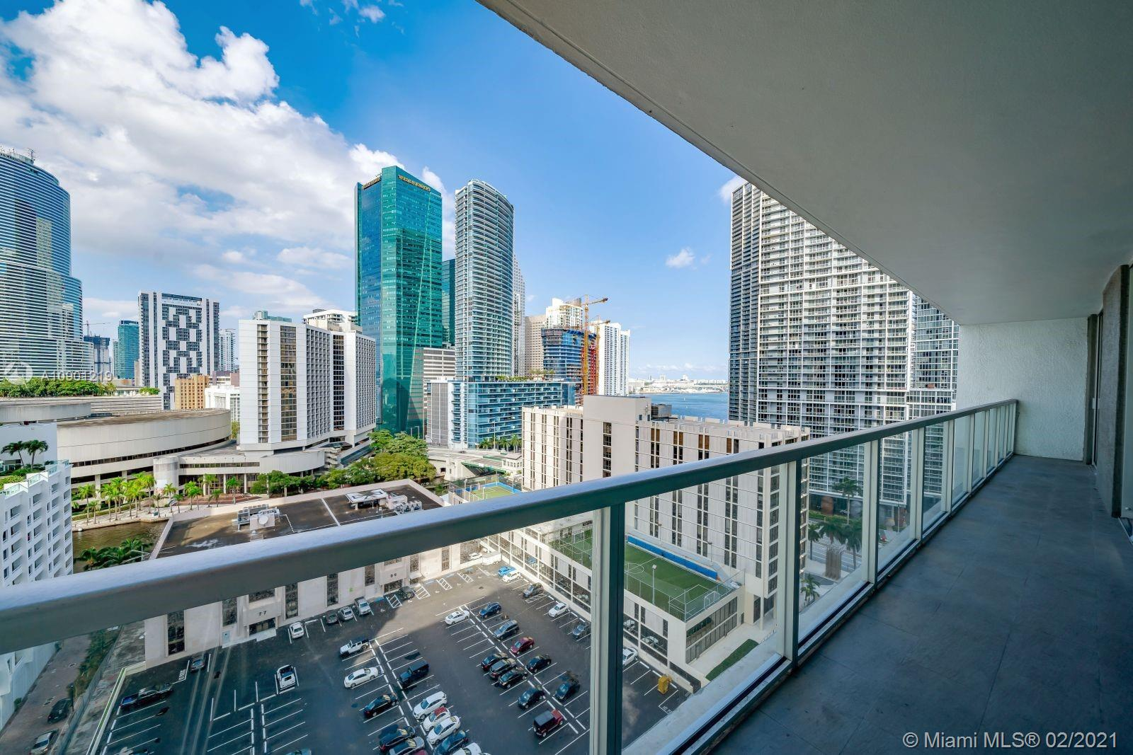 500 Brickell East Tower #1703 - 55 SE 6th St #1703, Miami, FL 33131