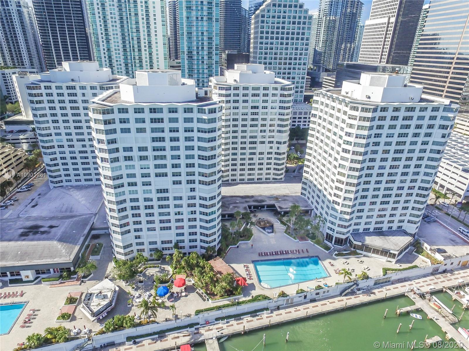 Courts Brickell Key #767 - 801 Brickell Bay Dr #767, Miami, FL 33131