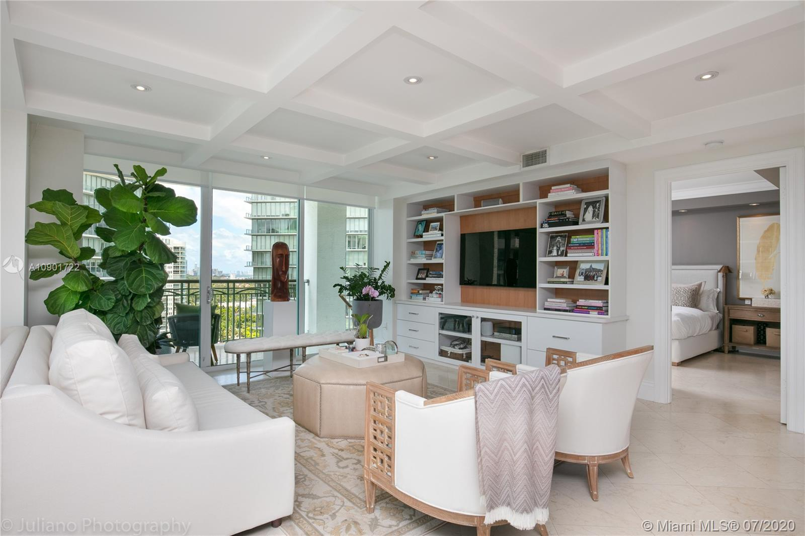 The Tower Residences #1706 - 3400 SW 27th Ave #1706, Miami, FL 33133
