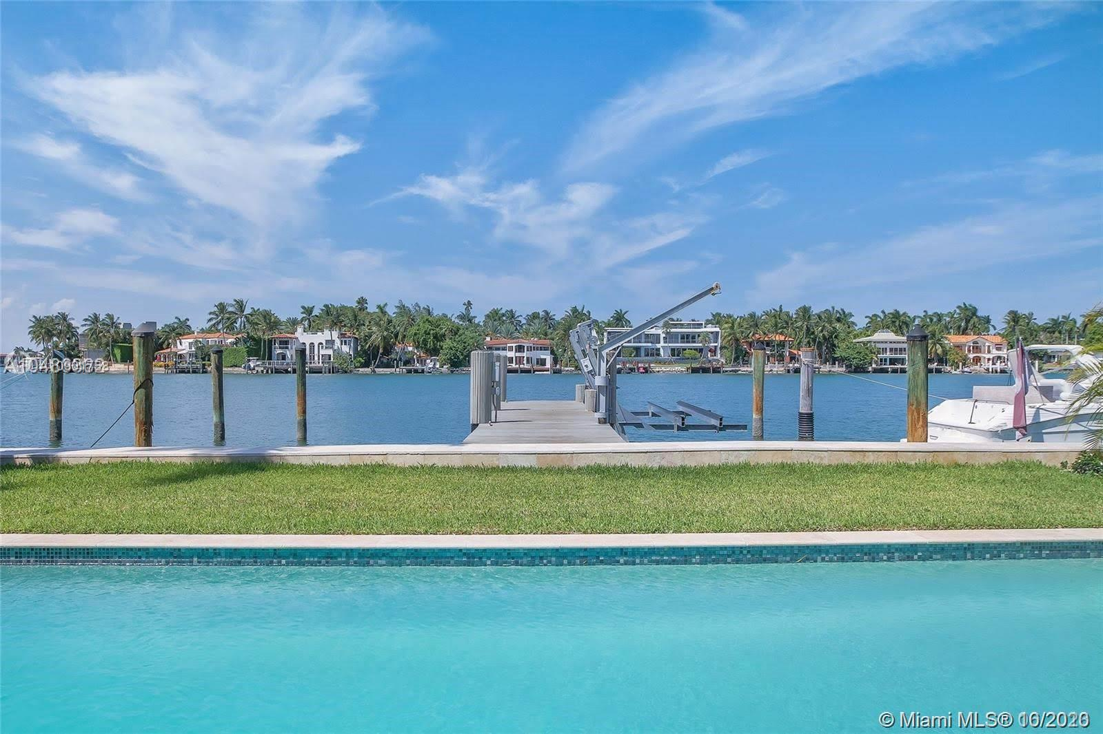 Palm Island - 253 N COCONUT LN, Miami Beach, FL 33139