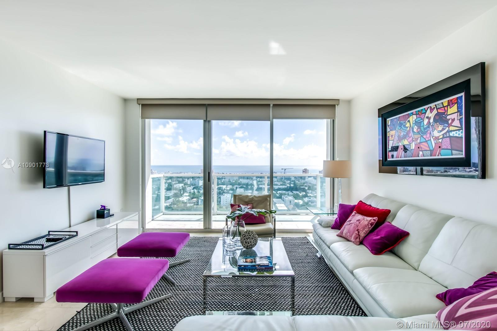 The Floridian #2310 - 650 West Ave #2310, Miami Beach, FL 33139