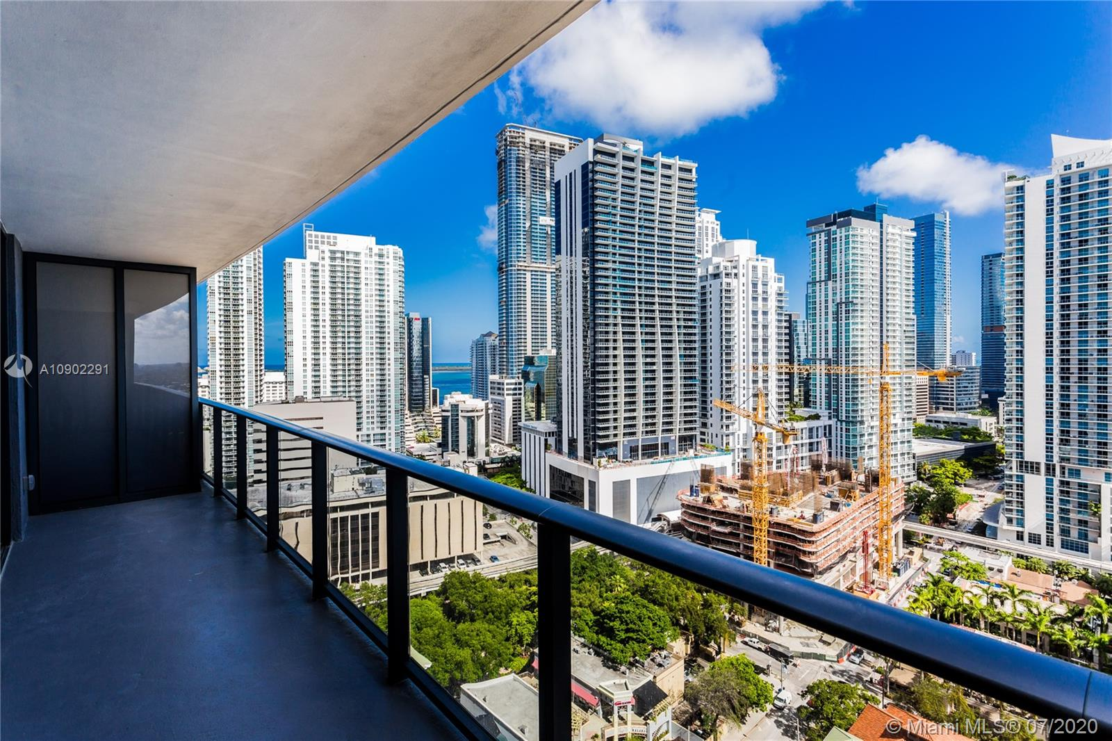 Brickell Heights East Tower #3204 - 45 SW 9th St #3204, Miami, FL 33130