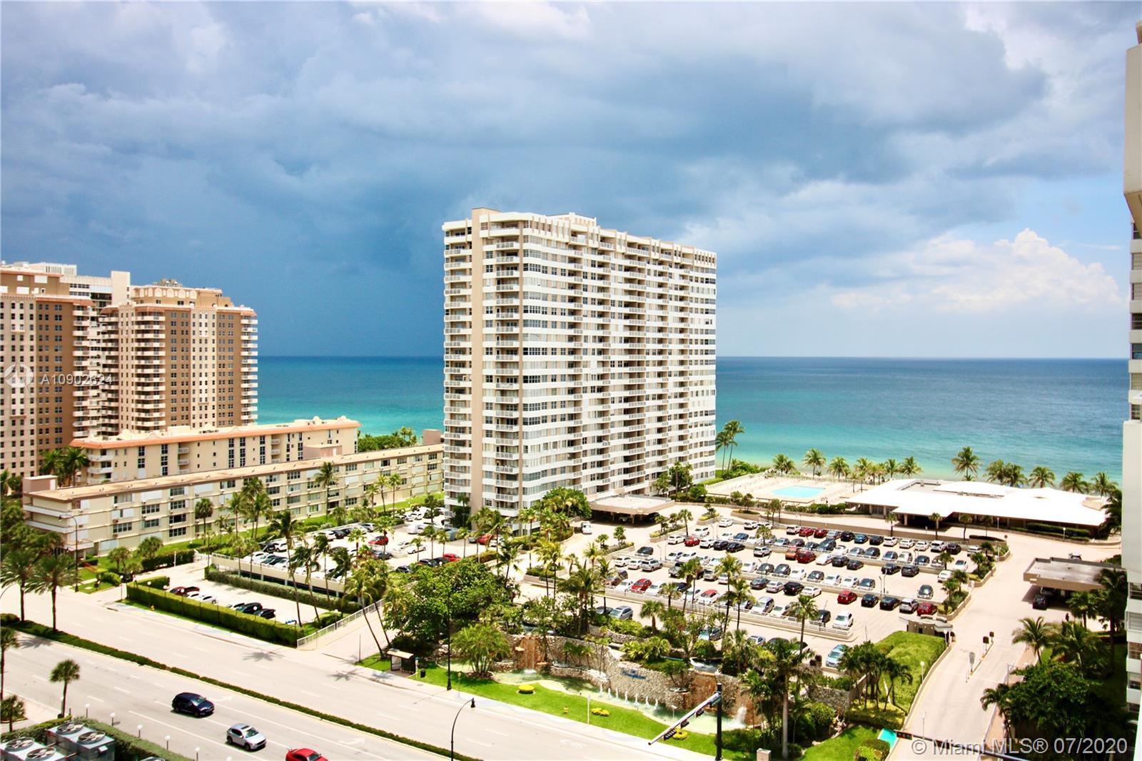 The Hemispheres Four #14H - 1985 S Ocean Dr #14H, Hallandale Beach, FL 33009