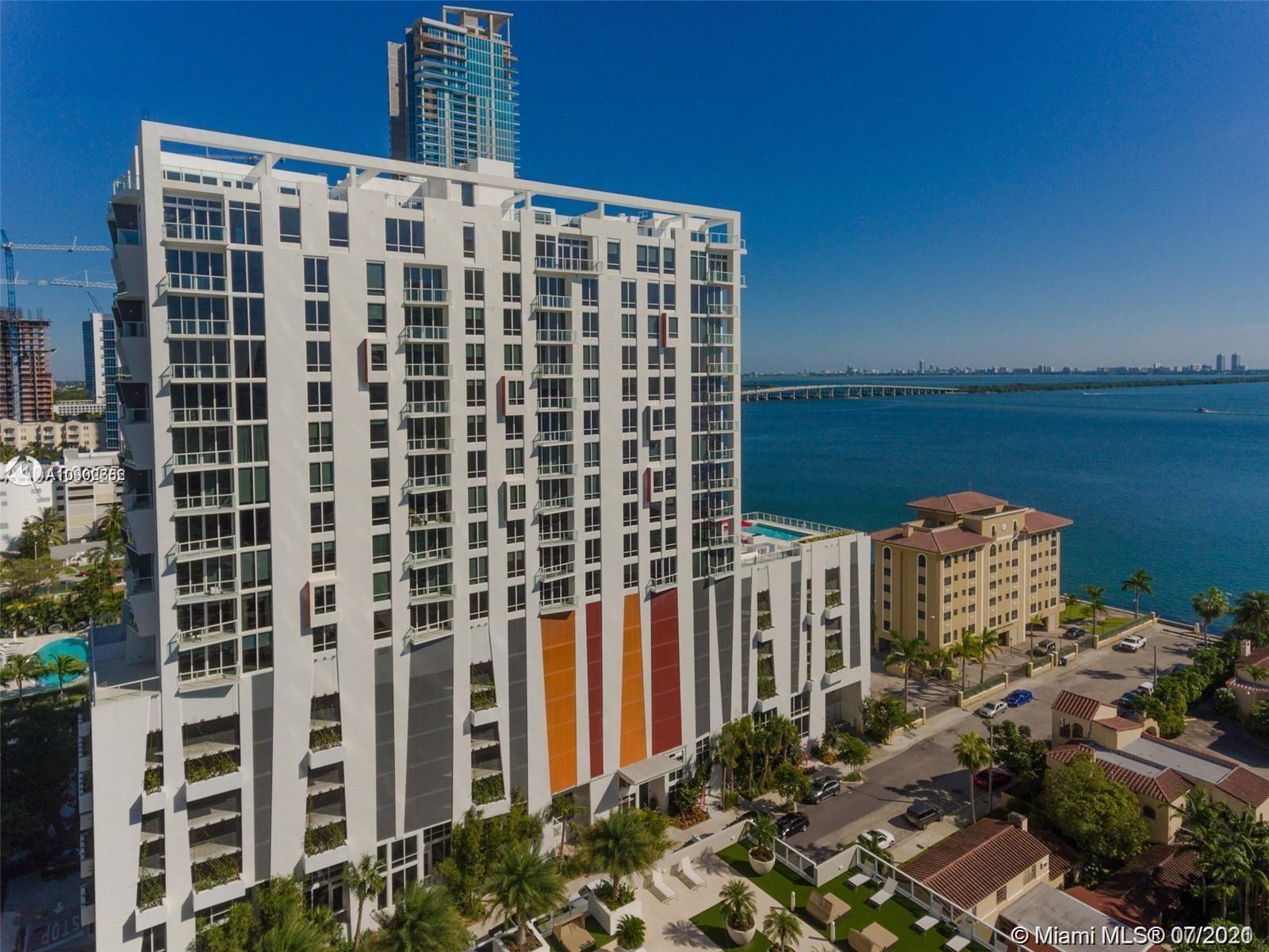 The Crimson #1102 - 601 NE 27th St #1102, Miami, FL 33137
