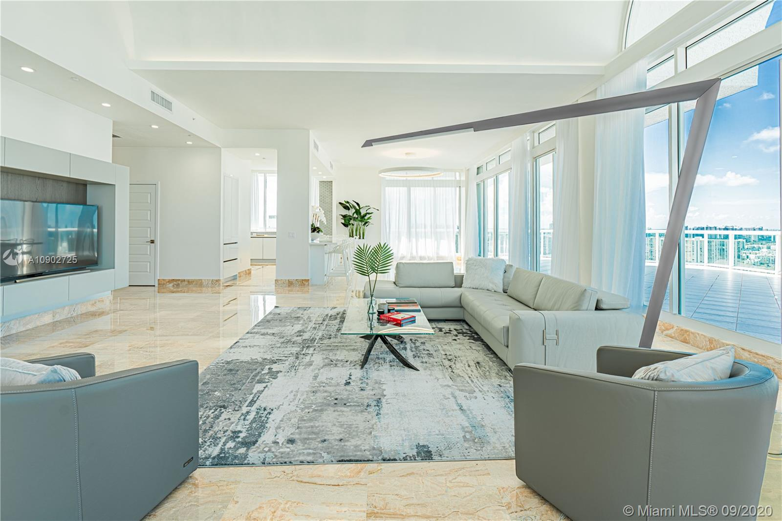 Photo of 16400 Collins Ave #PH41 + Boatdock listing for Sale