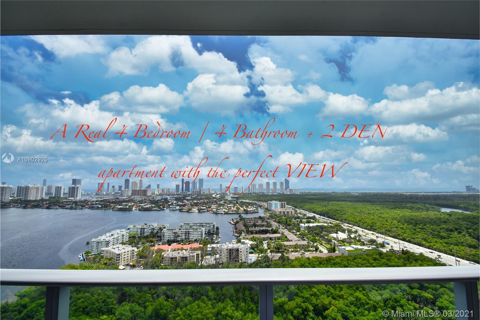 The Harbour #3017-3018 - 16385 Biscayne Bl #3017-3018, North Miami Beach, FL 33160