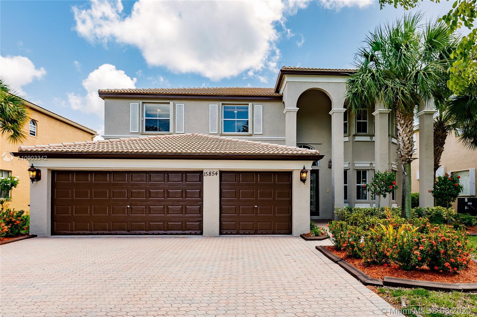 Riviera Isles - 15854 SW 52nd St, Miramar, FL 33027