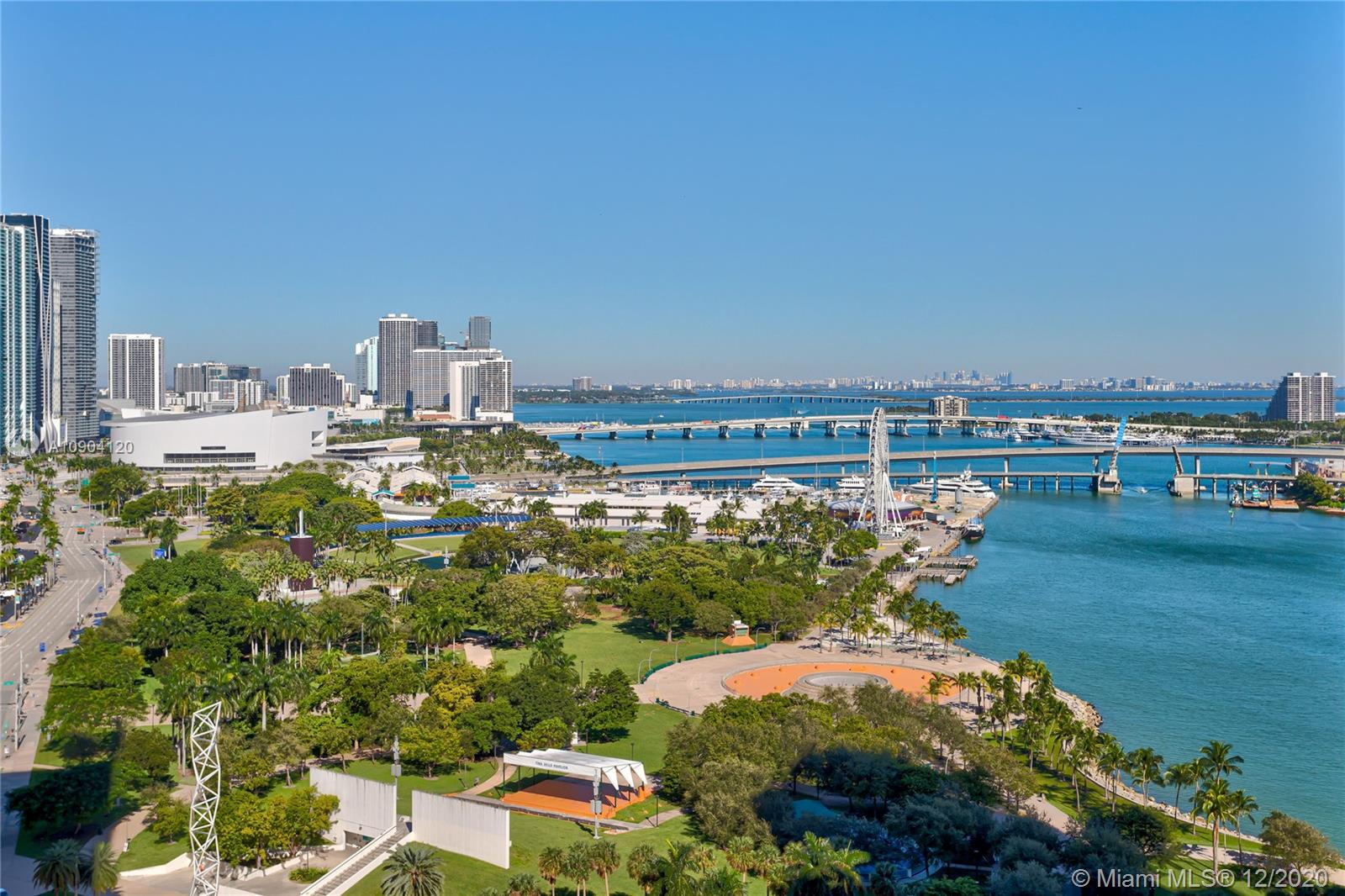 One Miami West #2418 - 325 S Biscayne Blvd #2418, Miami, FL 33131