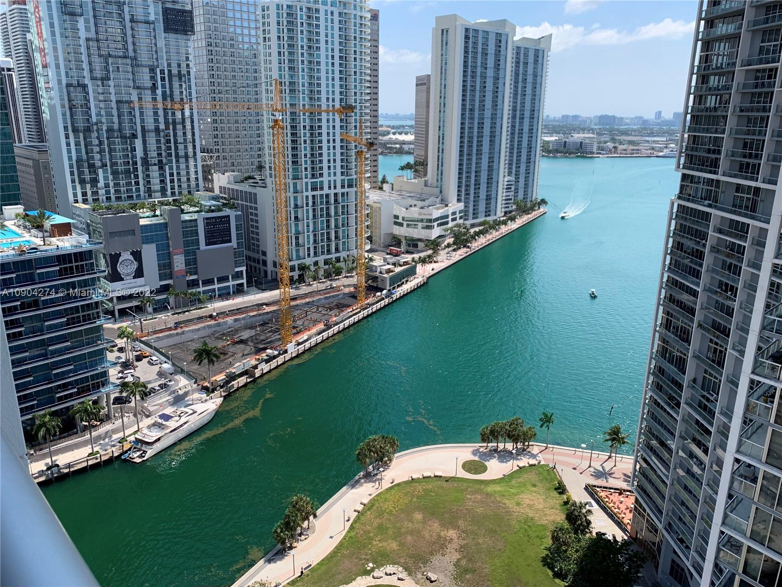 Icon Brickell 3 #2602 - 485 Brickell Ave #2602, Miami, FL 33131