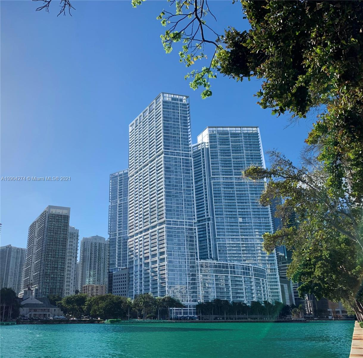 Photo of 485 Brickell Ave #2602 listing for Sale