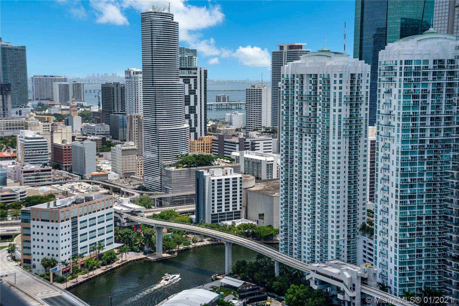 Rise Brickell City Centre #3503 - 88 SW 7th St #3503, Miami, FL 33130