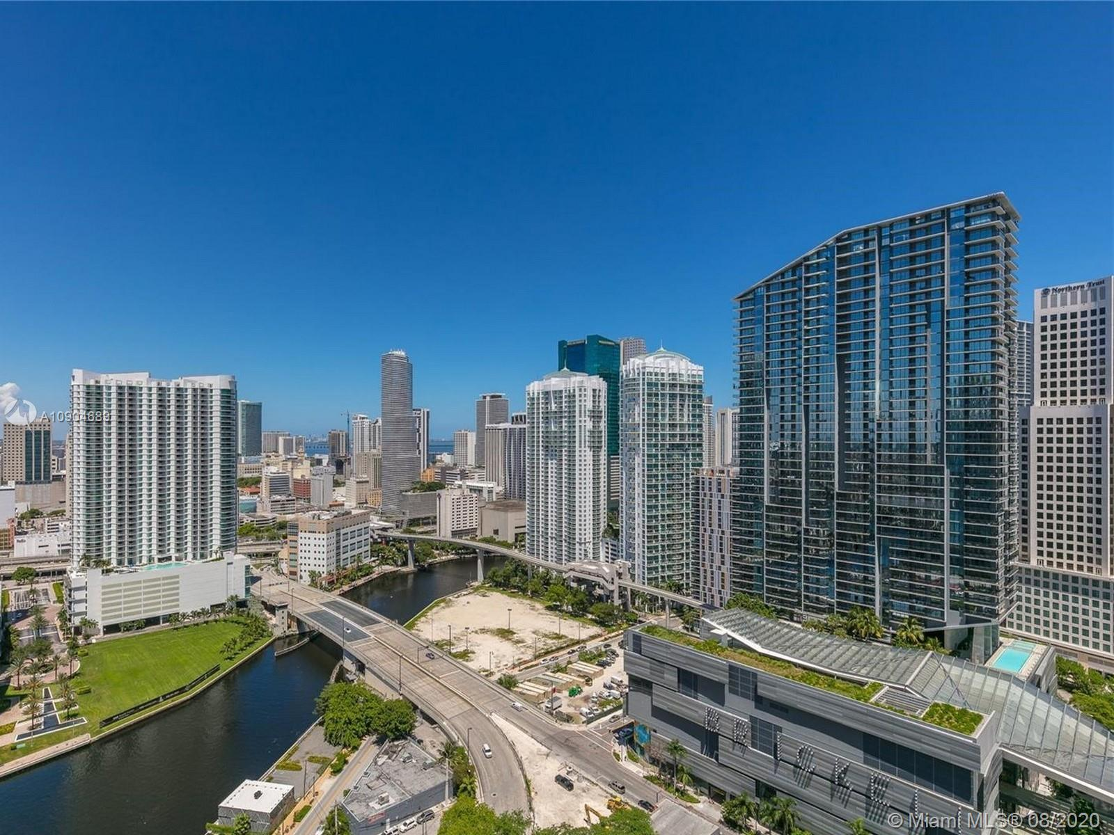 Rise Brickell City Centre #2612 - 88 SW 7th St #2612, Miami, FL 33130