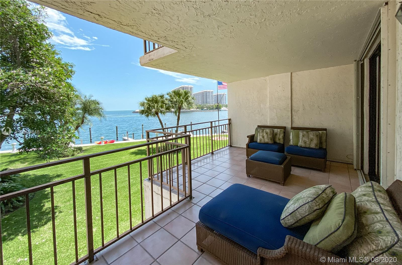1632 S Bayshore Ct # 101, Miami, Florida 33133, 2 Bedrooms Bedrooms, ,2 BathroomsBathrooms,Residential,For Sale,1632 S Bayshore Ct # 101,A10904848