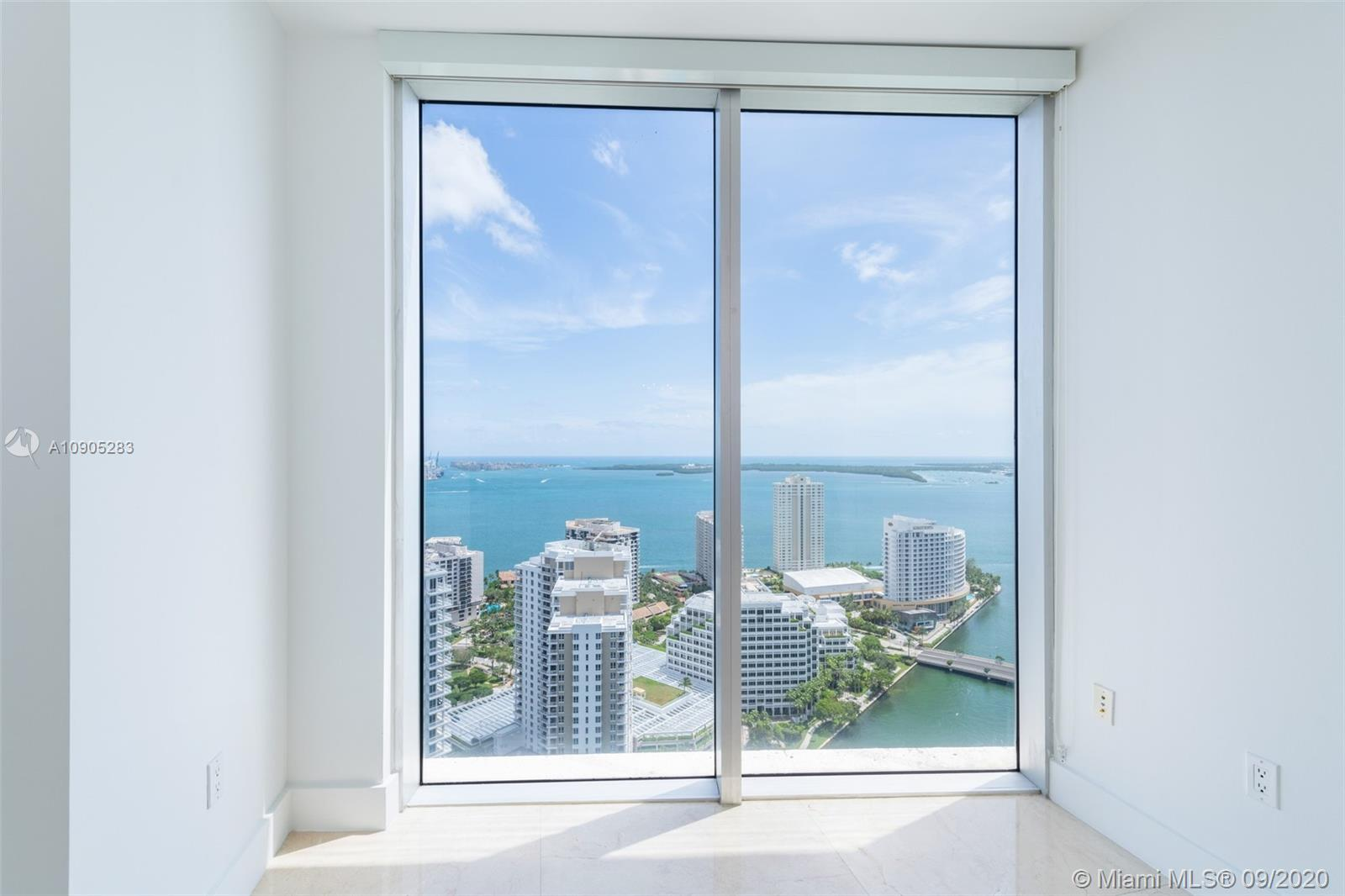 Photo of 495 Brickell Ave #3802 listing for Sale