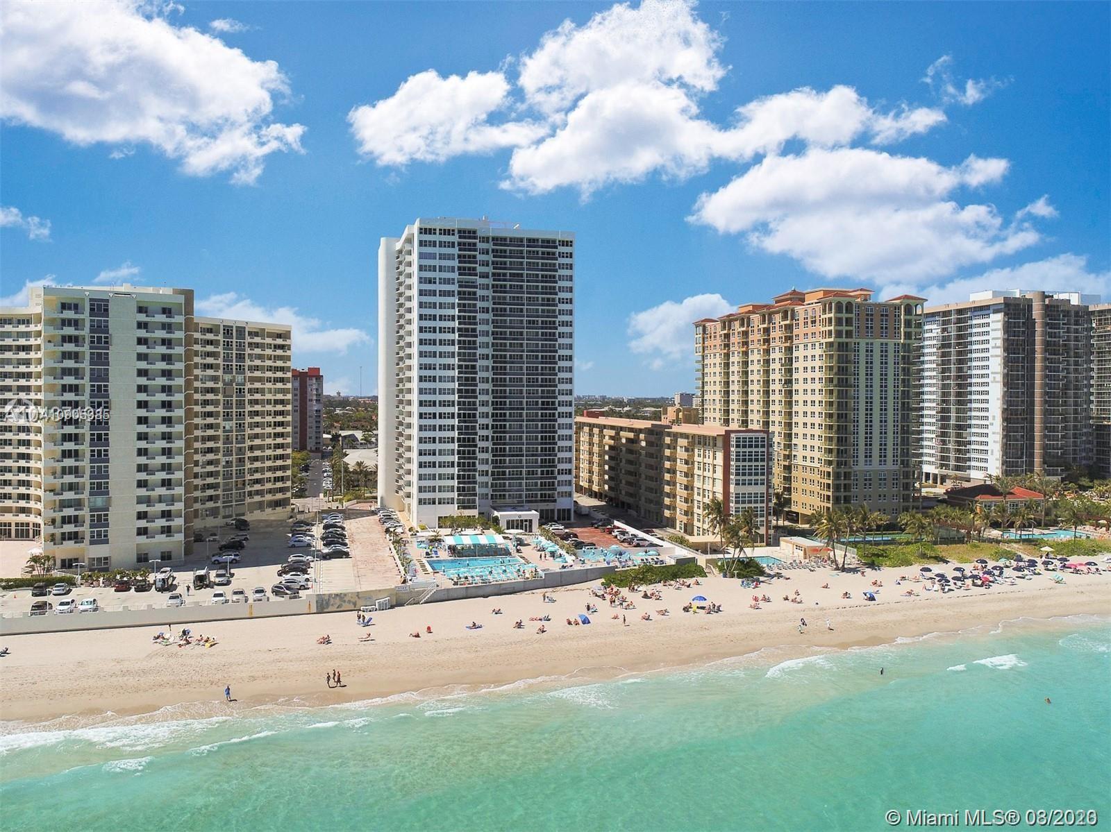 Parker Dorado #1504 - 3180 S Ocean Dr #1504, Hallandale Beach, FL 33009