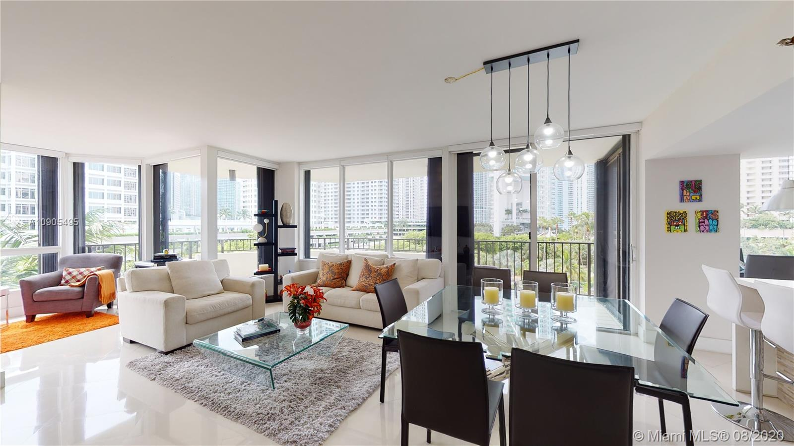 Brickell Key One #A621 - 520 Brickell Key Dr #A621, Miami, FL 33131